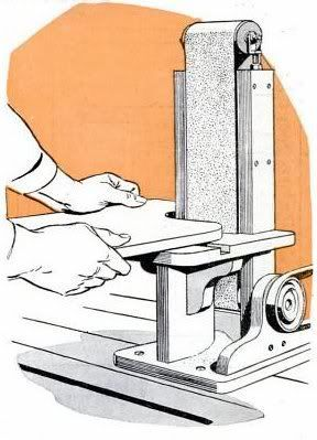 12 Free Sander Plans: Build Your Own Belt, Drum or Thickness Sander |: