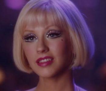 Christina #Aguilera et son makeup burlesque dans le film #Burlesque (suite)