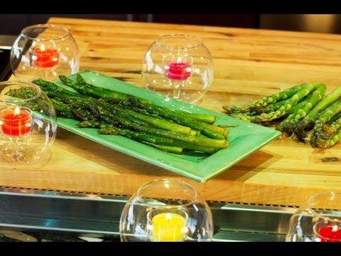 Вкуснейшая Спаржа - Лучшие Гарниры из Овощей Рецепт - YouTube