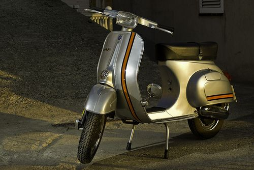 Vespa Grand Prix | Vespa | Oliver Madrid | Flickr