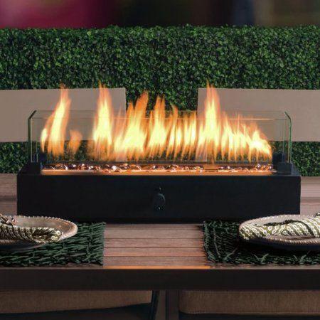 Bond Manufacturing Lara Steel Propane Tabletop Fireplace