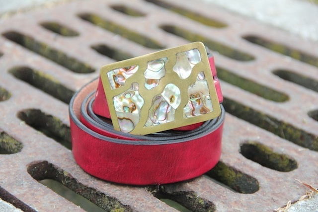 """I found this on www.beltoneout.com  """"Sunburn"""" part of my one-of-a-kind vintage belt buckle collection!"""