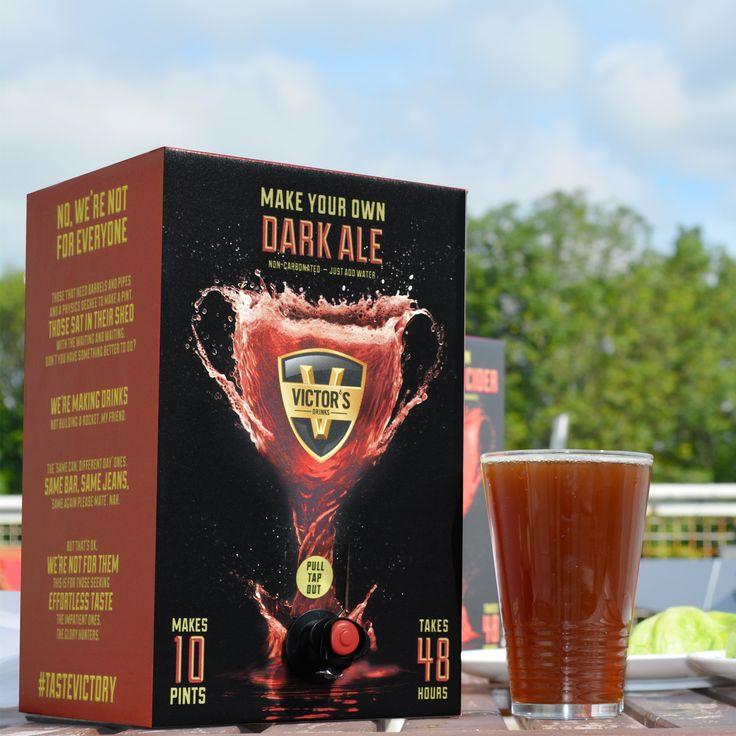 10 pints ready in 48 hours!! Make it, taste it, believe it!