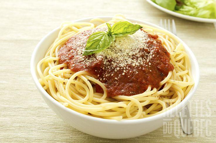 #Sauce tomate à l'italienne #mijoteuse