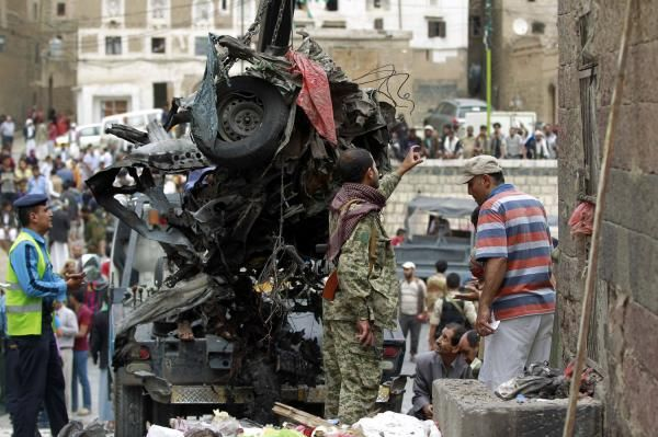 Ed Adamczyk LONDON, Dec. 19 (UPI) -- Outlawed cluster bombs manufactured by Britain are in use in Yemen by the Saudi military, British…