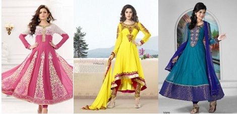 Buy Salwar Kameez Online and Get 150 off on 500 and 250 of on 750