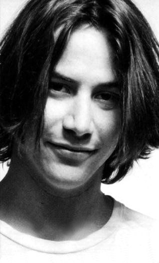 Keanu Reeves <3 This is the face I fell in love with