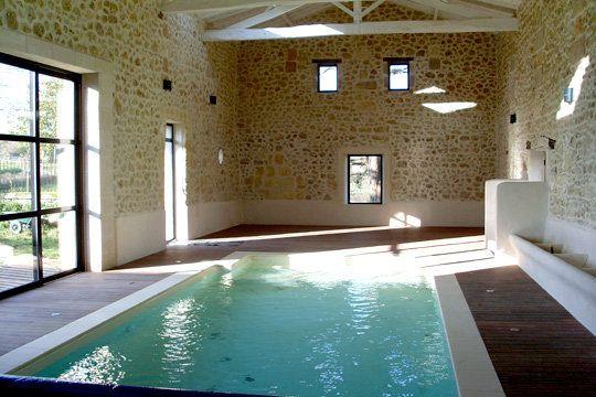 grange piscine
