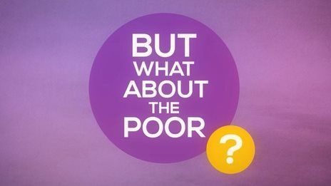 The world's poverty - in 50 seconds