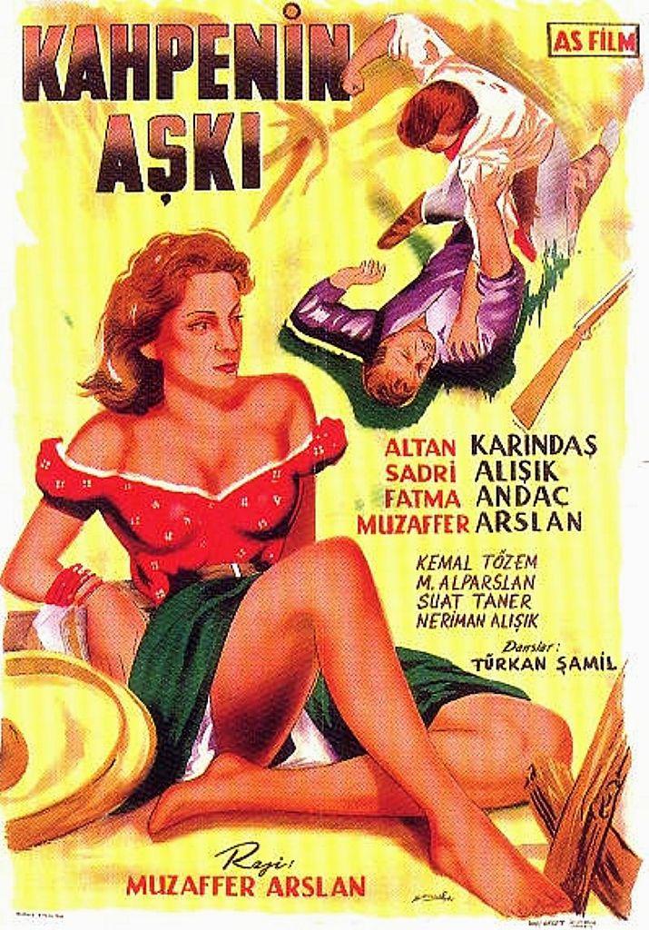 1957 Kahpenin Aşkı