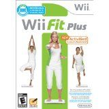 Wii Fit Plus - Software Only (Video Game)By Nintendo