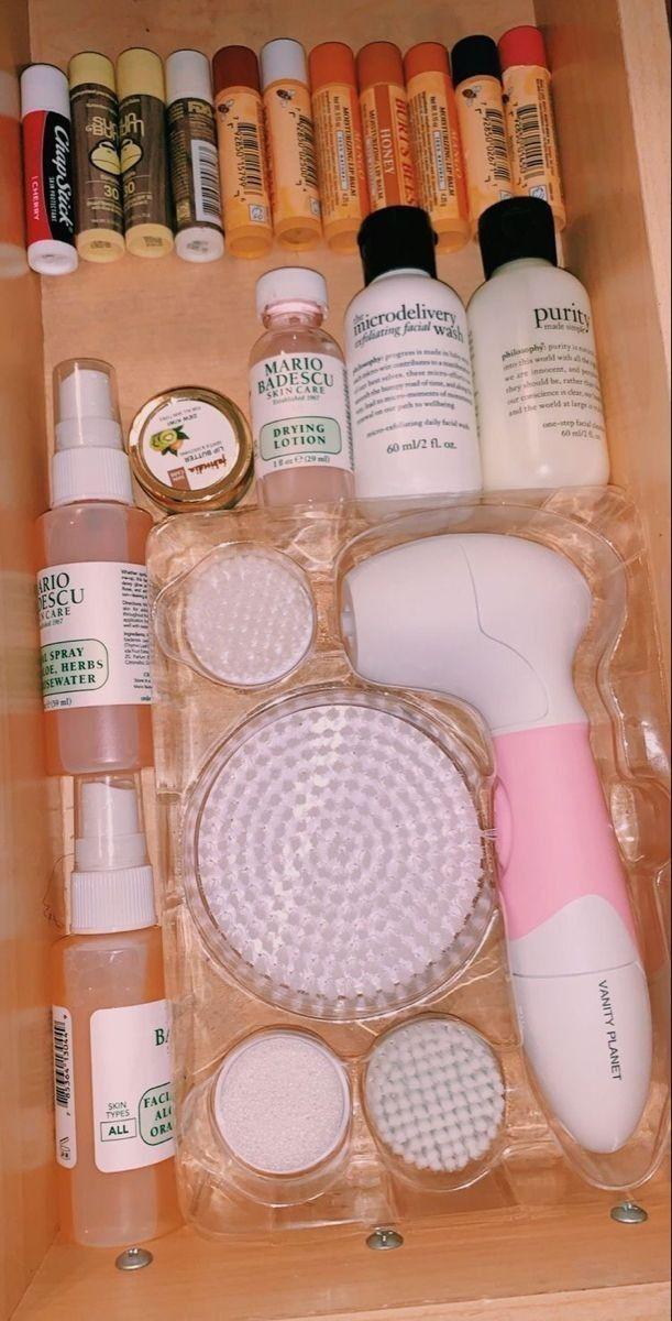 Productos para la cara in 2020 Skin care essentials