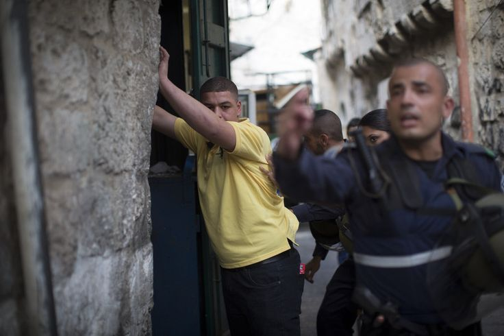 IFPB delegate Rebecca Pierce authored this article about Israeli police tactics. Israeli settlers want New York police tactics in Jerusalem | The Electronic Intifada