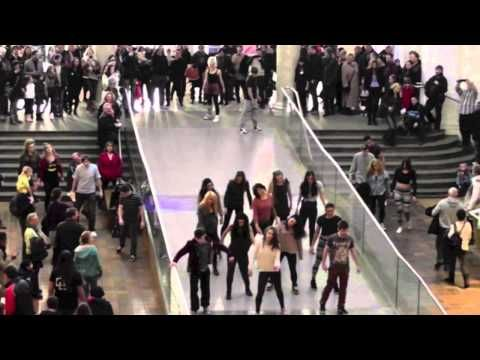best flash mob videos If you've been living under a rock and don't know what a flash mob is top 20 college flash mobs of all times: fun college, flash mobs, videos mike hanski.