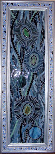 Blue by dottyM, via Flickr (ceramic)