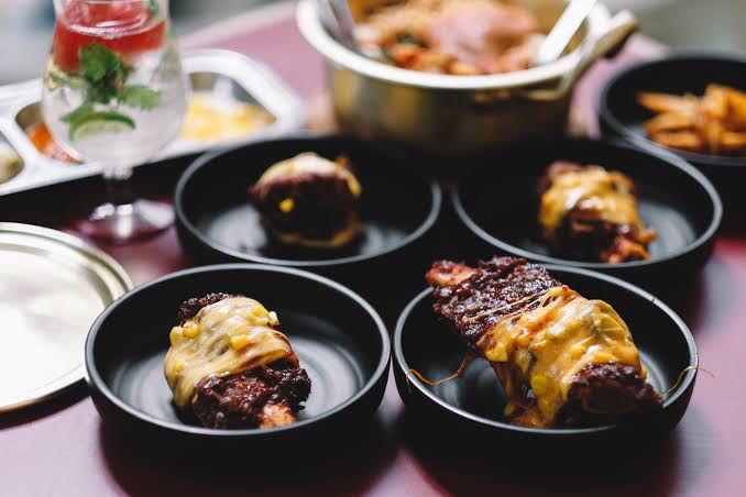 Ojju Korean Resto Food Yummy Dinners Korean Food