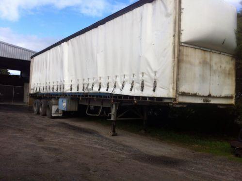 48 Ft Freighter Tautliner