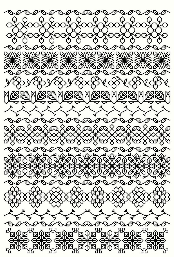 563 best blackwork images on pinterest black hardanger and blackwork collection20 bookmarks 40 snowflakes and floral borders pdf file via blackwork embroideryblackwork patternsembroidery bankloansurffo Gallery