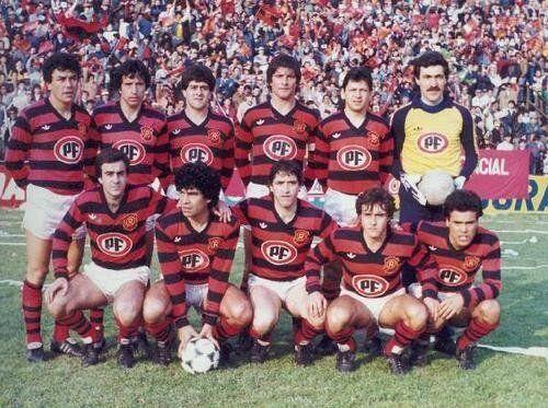 Rangers de Talca 1985