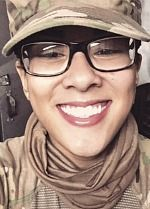 Air Force A1C Kcey E. Ruiz, 21, of McDonough, Georgia. Died October 2, 2015, supporting Operation Freedom's Sentinel. Assigned to 66th Security Forces Squadron, Hanscom Air Force Base, Massachusetts. Died of injuries sustained when the C-130 Super Hercules aircraft she was in crashed shortly after takeoff at Jalalabad Airfield, Afghanistan. The cause of the crash is under investigation.
