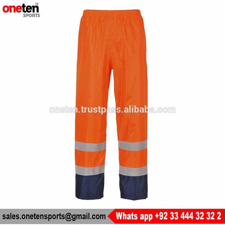 Hi Vis Workwear Classic Trouser - Workwear