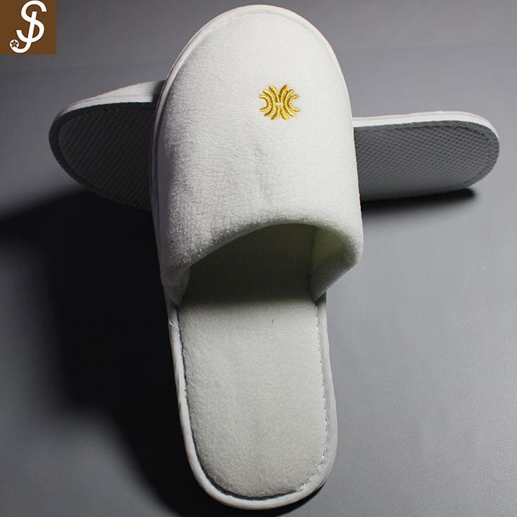 S&J 2017 best selling cheap white fashion style slipper