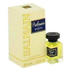 Balmain De Balmain by Pierre Balmain 4 ml Mini EDT for Women - just testing to make sure!