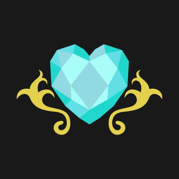 Awesome 'My+little+Pony+-+Princess+Cadence+Cutie+Mark' design on TeePublic!