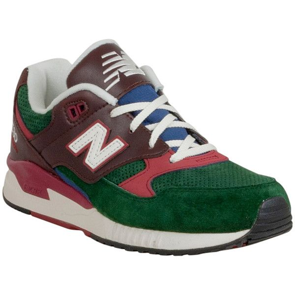 new balance shoes for men. new balance men\u0027s running woods low-top sneaker ($100) ❤ liked on polyvore featuring fashion, shoes, sneakers, green, mens shoes for men