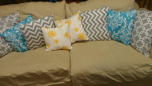 Sew pillows, (floor pillows for reading area of bookfair family night) bookfair spring 2016 ...