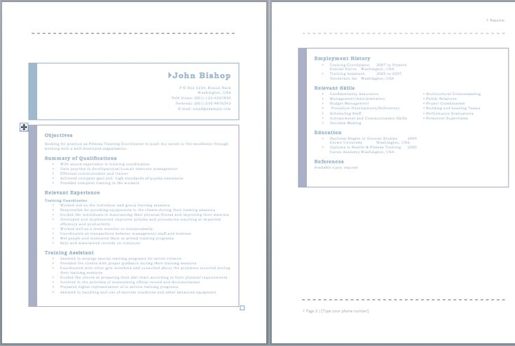 Program Coordinator Resume Resume   Job Pinterest - marine mammal trainer sample resume