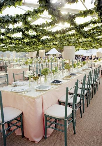 Peach Green Wedding Weddings Showers Amp Events