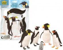 Penguin Polybag Wild Republic   www.minizoo.com.au