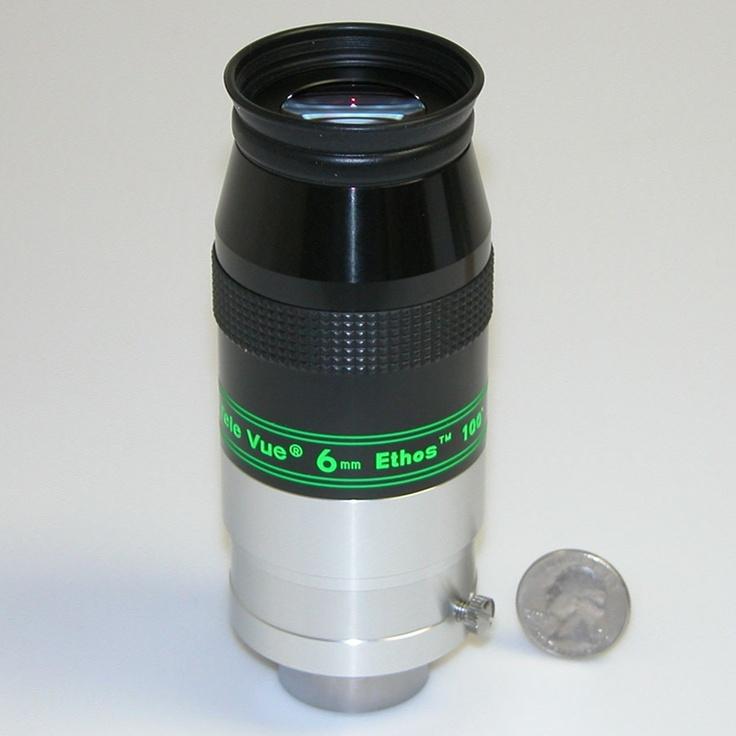"TeleVue - 6mm 1.25""/2"" 100° field Ethos"