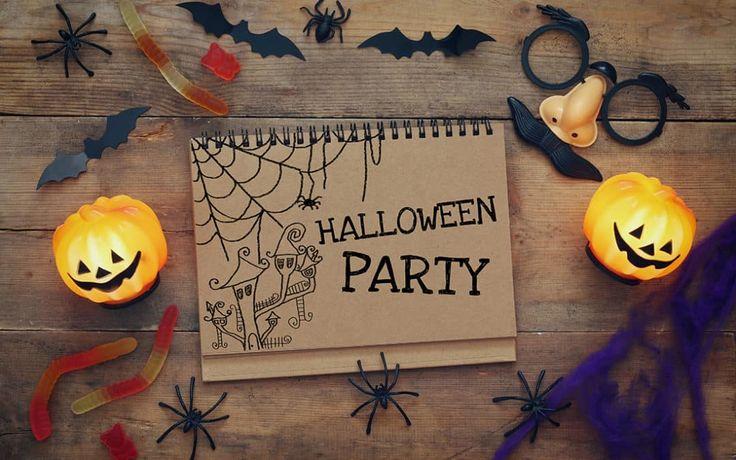 Halloween Event Decorations Ideas