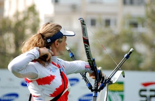 Team GB archery