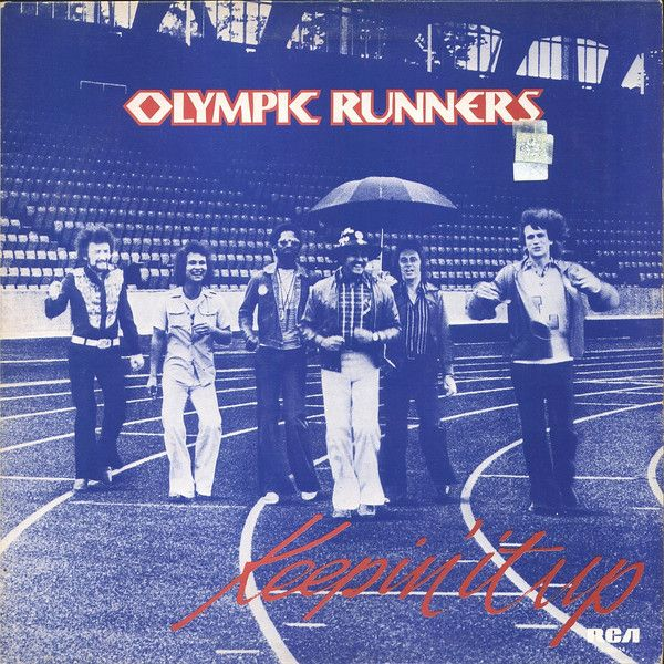 Olympic Runners - Keepin' It Up at Discogs