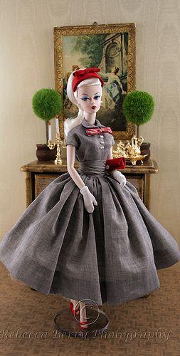Barbie loira glamourosa