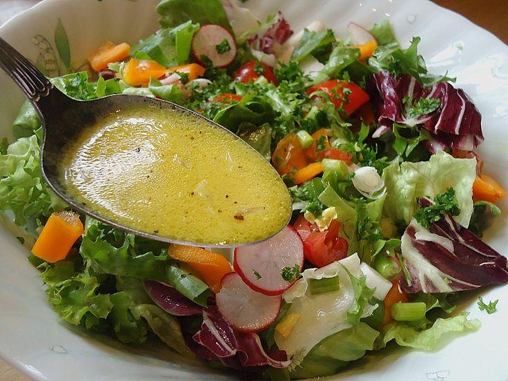 Zitronen - Senf - Dressing, ein leckeres Rezept aus der Kategorie Salatdressing. Bewertungen: 74. Durchschnitt: Ø 4,4.