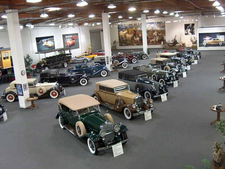 Discover Phoenix's Museums — for Free! Car museum, Museum