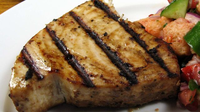 Make and share this Spicy Tuna Steaks recipe from Genius Kitchen.