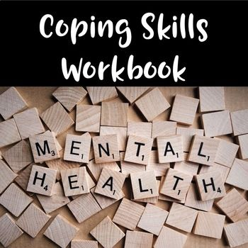 Use this download as a workbook for teens learning to manage mental health crises, or as part of making a coping toolbox. In my counseling office I have my Coping Skills Toolbox stash--a plastic bin filled with cheap/usually free coping tools collected at yard sales, giveaways, etc., including sensory items (bubble wrap, play dough, slime, peppermint candy, stress balls, coloring and sketching supplies, mini notebooks, cheap earbuds, etc.), pencil pouches (to put the coping items into), and…
