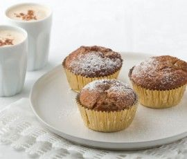 Caramel Banana Muffins: Kids will love these muffins in their lunchbox. http://www.bakers-corner.com.au/recipes/muffins/caramel-banana-muffins/