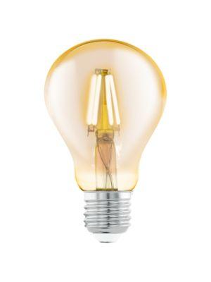 Bombilla LED Filamento E27 4W 2200ºK  Luz cálida