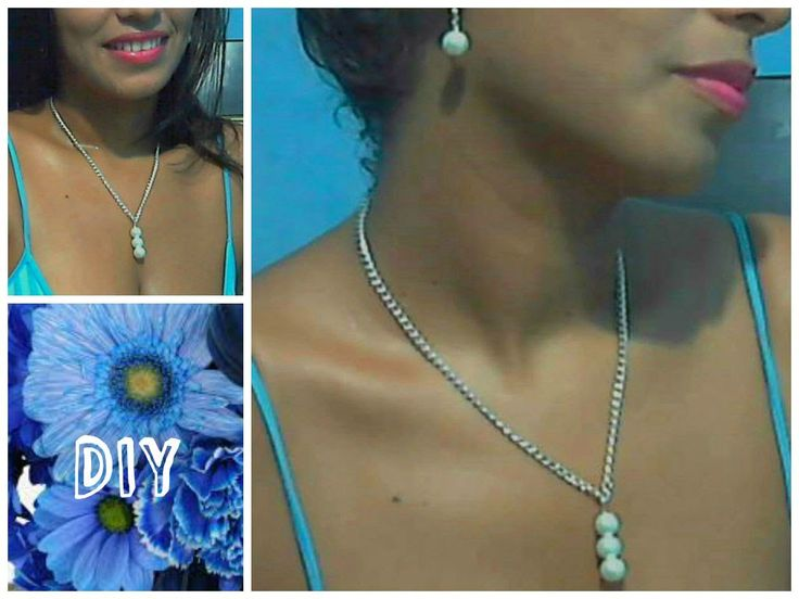 NECKLACE, JEWELRY ♥ DIY