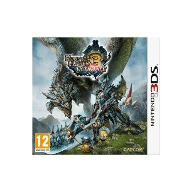 Monster Hunter 3 Ultimate (Nintendo 3DS): Amazon.co.uk: PC & Video Games