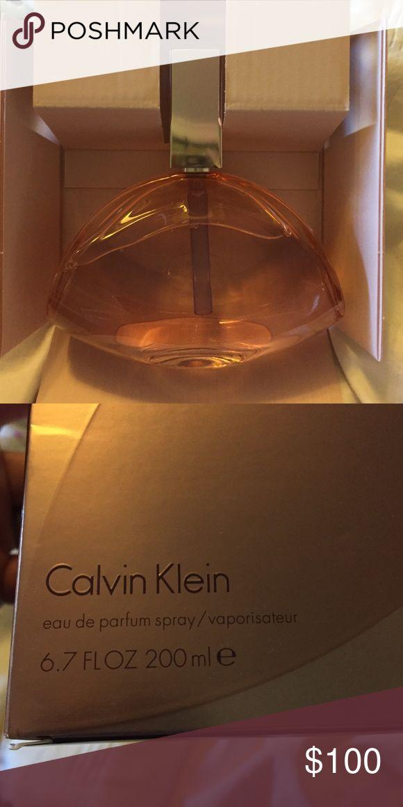 Calvin Klein endless euphoria perfume never used! Never used in the package! Calvin Klein Other