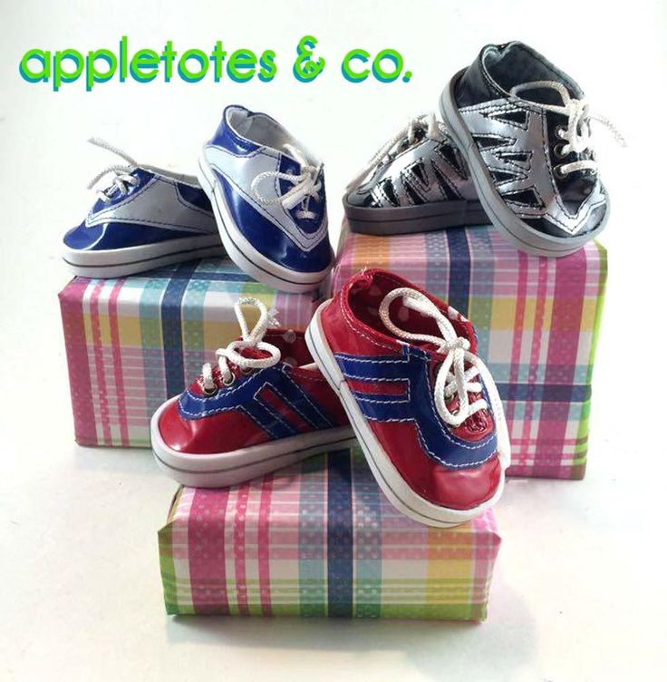 """Sneaker Collection 18"""" Doll Shoe Pattern"""