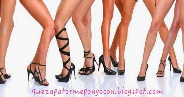 Como combinar zapatos de mujer, zapatos de vestir y de fiesta. Venta online de tacones, peep toes y stilettos