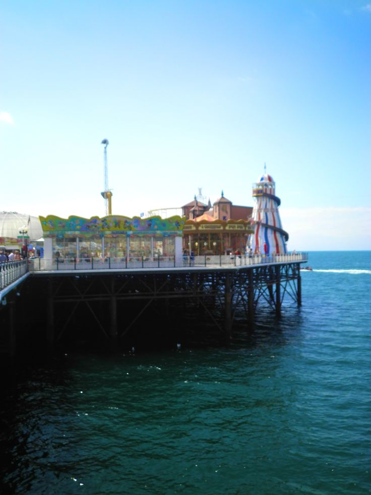 Brighton Pier, UK 2011 by Arianna Todisco